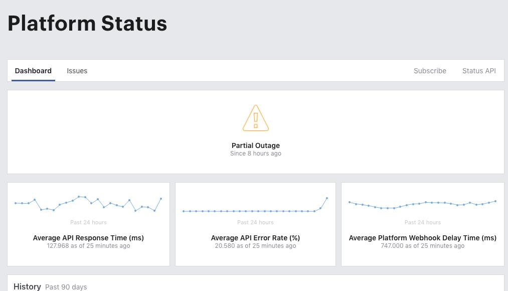 Facebook làm hàng loạt ứng dụng trên iOS bị treo (crash)