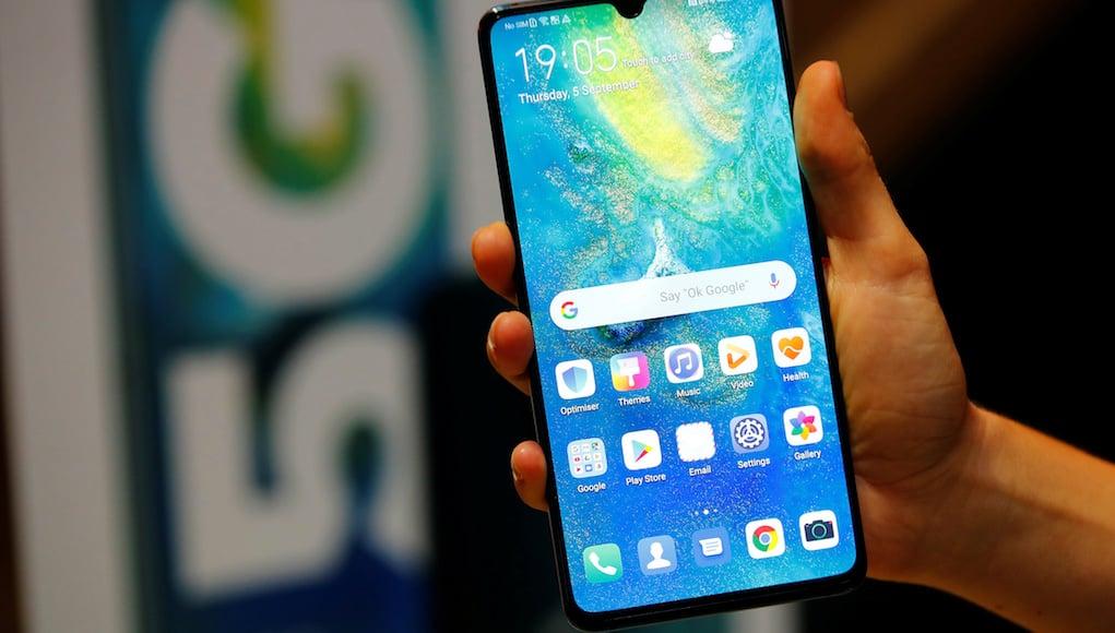 Huawei vượt Samsung trở thành nhà cung cấp smartphone lớn nhất thế giới