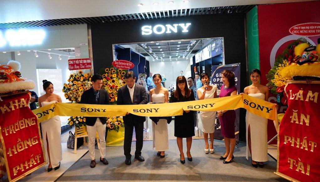 Khai trương chi nhánh Sony Center tại Quận 2