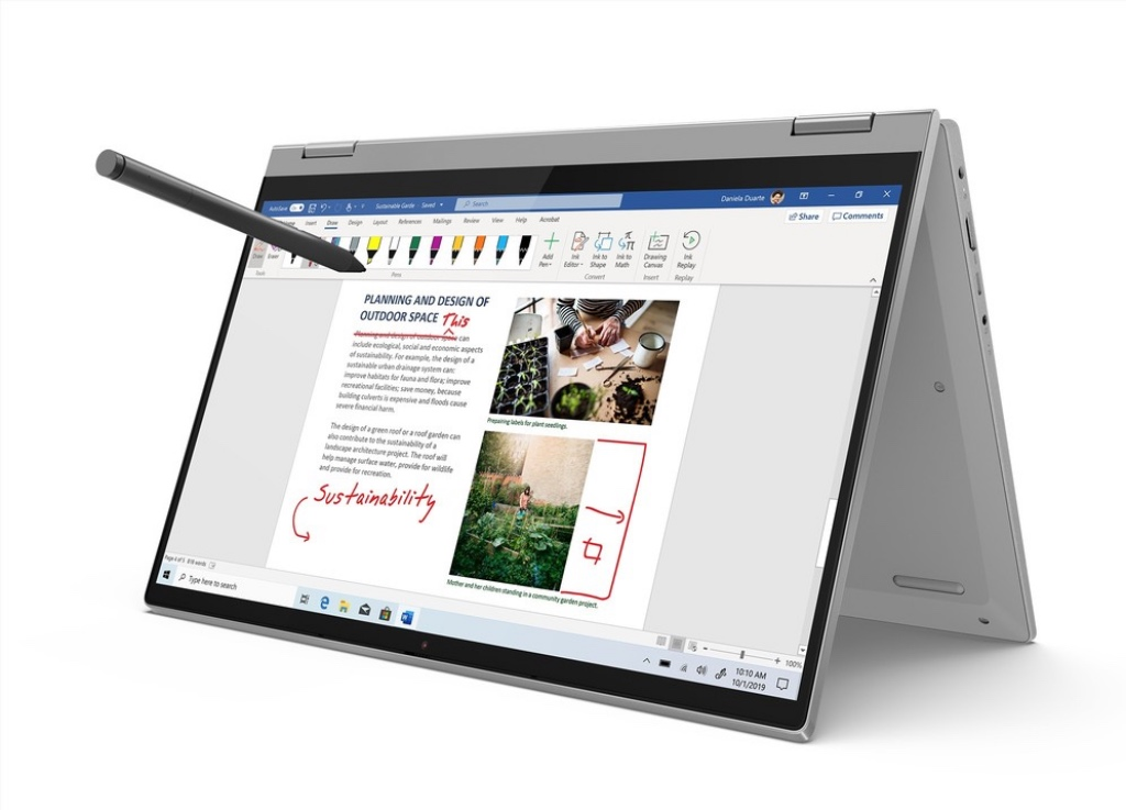 Ra mắt laptop Lenovo IdeaPad Flex 5i, giá từ 16,3 triệu đồng