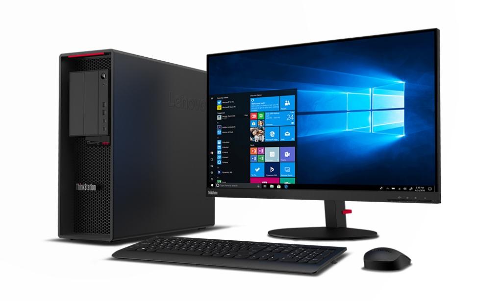 Ra mắt Lenovo ThinkStation P620, máy trạm đầu tiên dùng AMD Ryzen Threadripper PRO