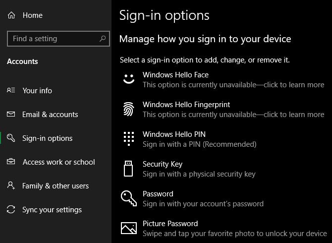 Mã PIN hay mật khẩu an toàn hơn trên Windows 10?