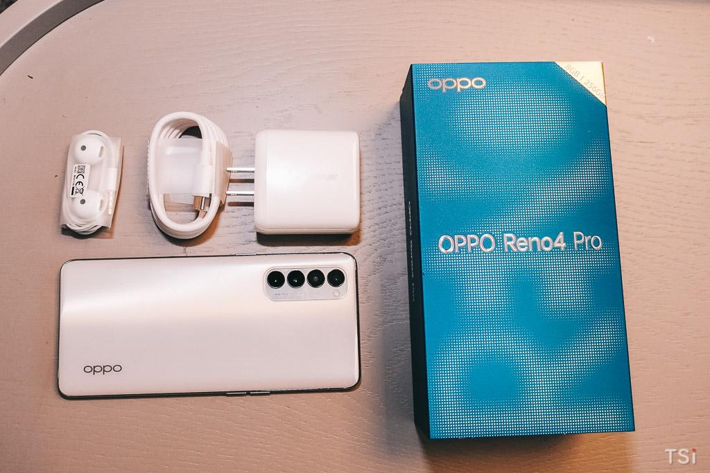 Mở hộp OPPO Reno4 Pro, ra mắt cùng Reno4 vào ngày 1/8 tới