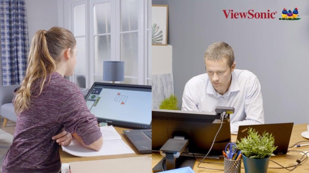 ViewSonic ra mắt nền tảng lớp học ảo myViewBoard Classroom