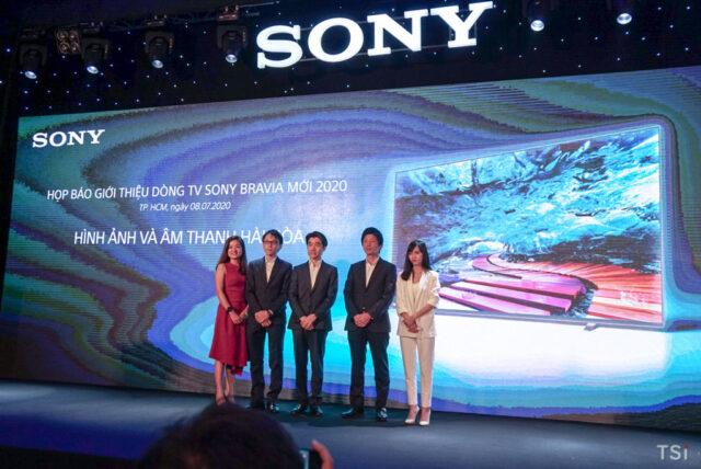 Sony tổ chức sự kiện ra mắt TV BRAVIA 2020