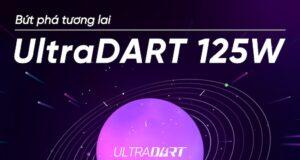 Realme giới thiệu công nghệ sạc nhanh UltraDART 125W