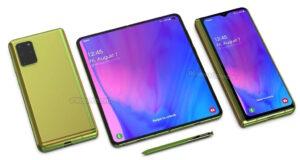 Samsung hé lộ smartphone nắp gập Galaxy Z Fold 2, tổ chức sự kiện vào ngày 5/8