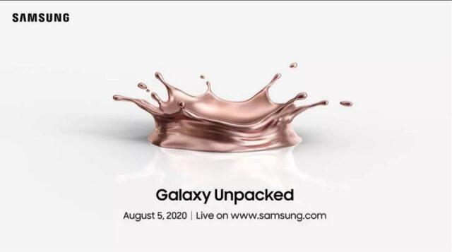 Samsung sẽ ra mắt 5 thiết bị trong sự kiện Unpacked ngày 5/8 tới