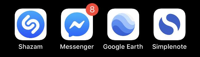 Mẹo sắp xếp ứng dụng trên iPhone và iPad