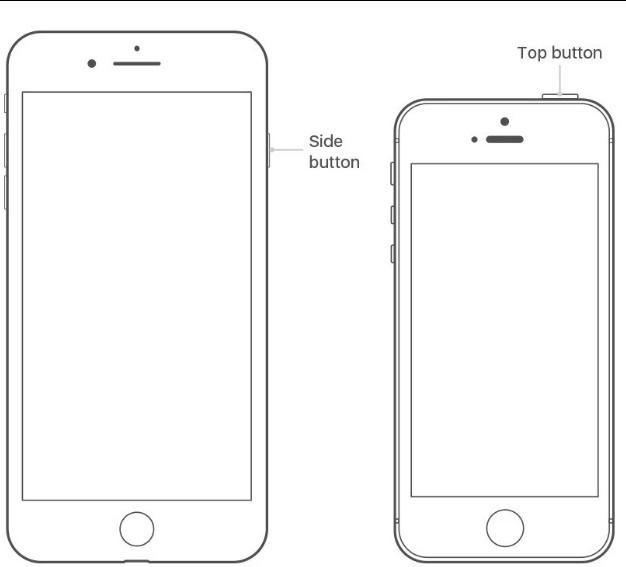 Cách tắt và khởi động lại khi iPhone hoặc iPad bị treo máy