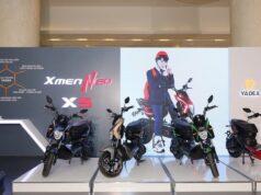 Ra mắt xe máy điện YADEA Xmen Neo giá 16,6 triệu, ưu đãi còn 15 triệu trong mùa tựu trường