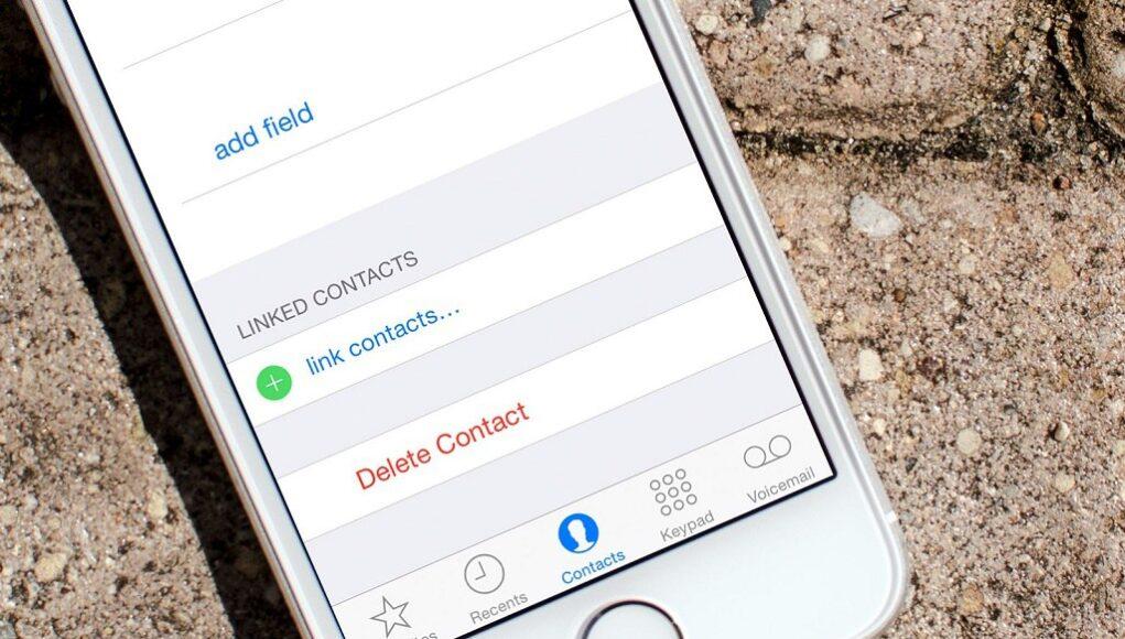 Xóa cùng lúc nhiều số điện thoại trên iPhone