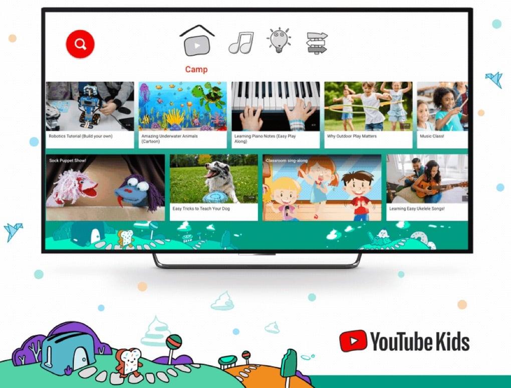 YouTube phát hành 100 phim thiếu nhi miễn phí, giúp bé dễ dàng xem và học tiếng Anh