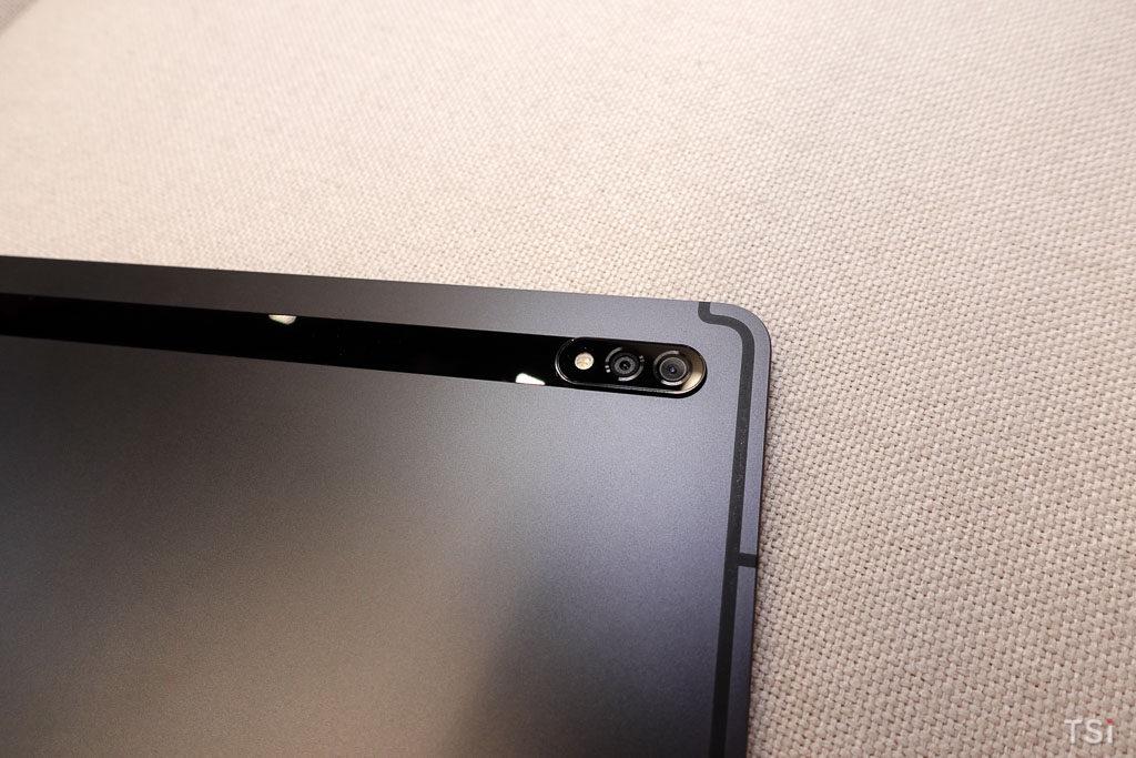 Ảnh thực tế Samsung Galaxy Tab S7 tại Việt Nam