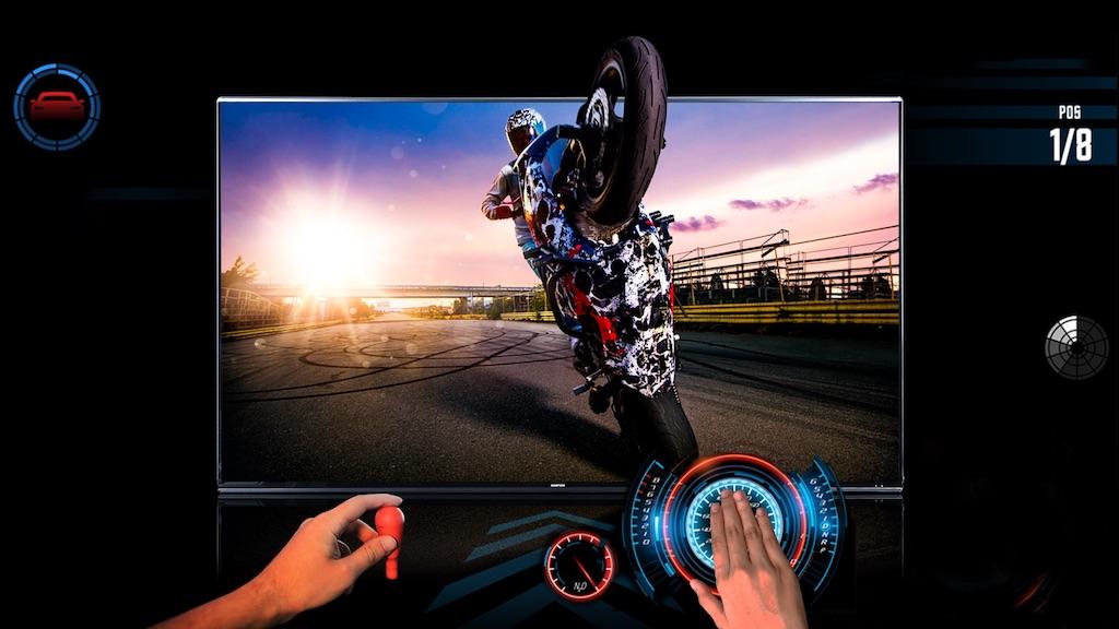 Asanzo giới thiệu Smart TV cường lực hai lớp
