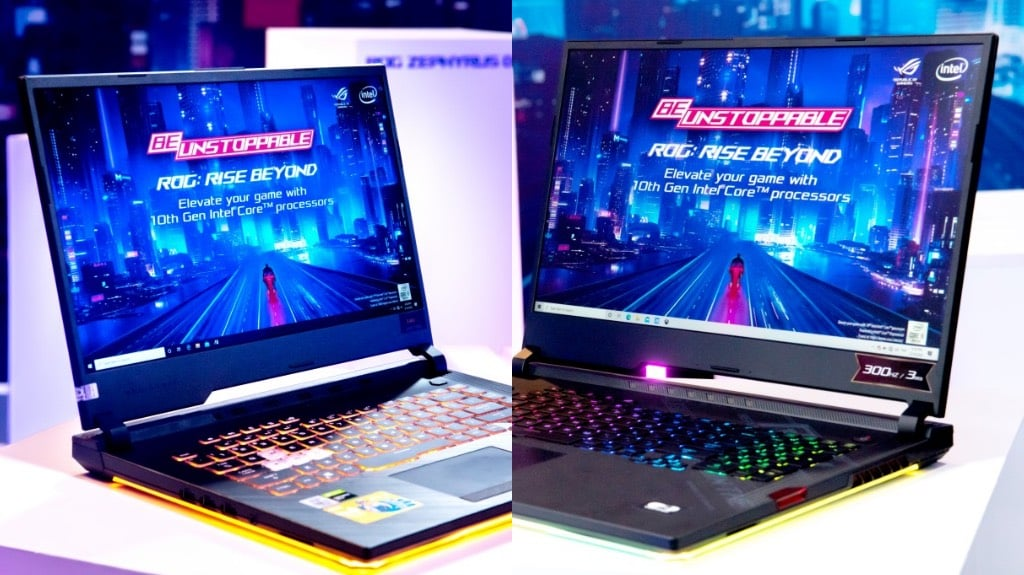ASUS ra mắt ROG Zephyrus Duo 15 tại sự kiện Rise Beyond
