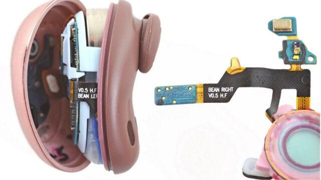 Có gì bên trong tai nghe Samsung Galaxy Buds Live?