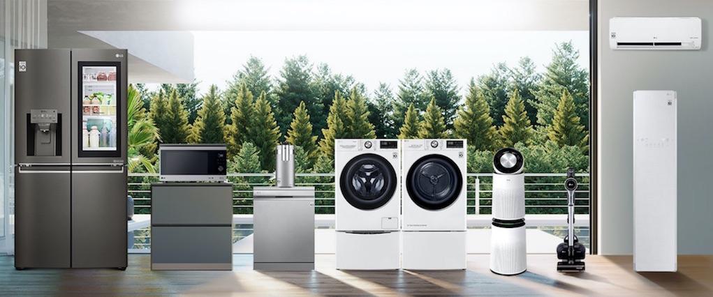 LG triển khai chiến dịch 'Thử thách về nhà cùng LG'