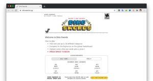 [Dino Swords] - Game khủng long nhảy nâng cấp trên Chrome