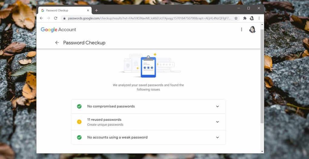 Google Chrome sẽ cảnh báo nếu bạn đặt mật khẩu yếu