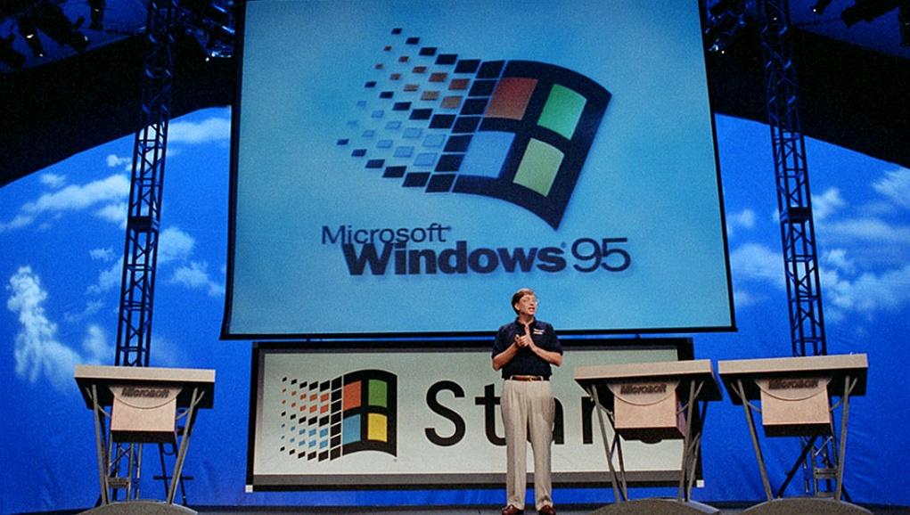Kỷ niệm 25 năm ngày ra đời hệ điều hành Windows 95