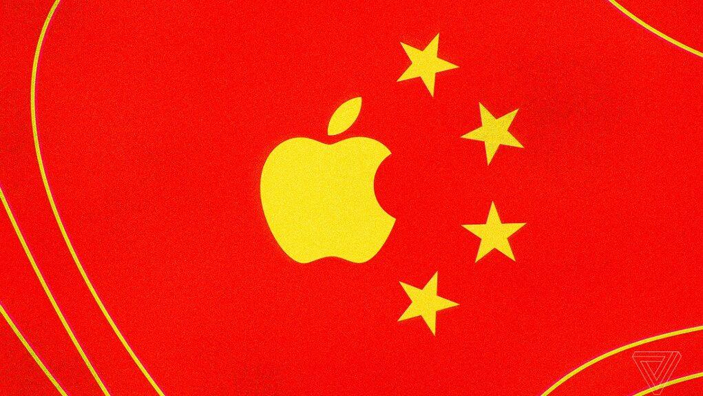 Hoạt động của Apple tại Trung Quốc đang gặp rủi ro