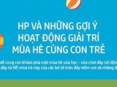 HP gợi ý giải trí giúp gia đình có một mùa hè vui khỏe và thú vị
