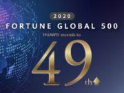 Huawei vào top 50 danh sách Fortune Global 500 năm 2020