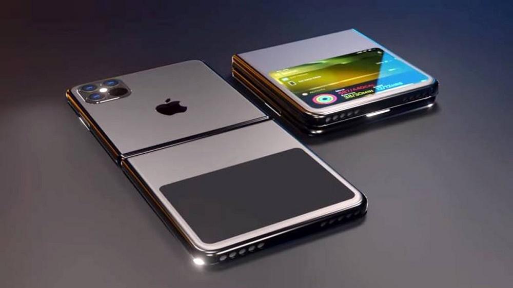 iPhone màn hình gập của Apple trông như thế nào?