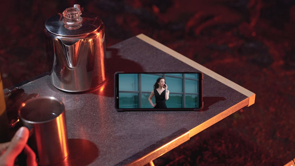 Sony ra mắt bộ đôi Xperia 1 II và Xperia 10 II, giá từ 10 triệu đồng
