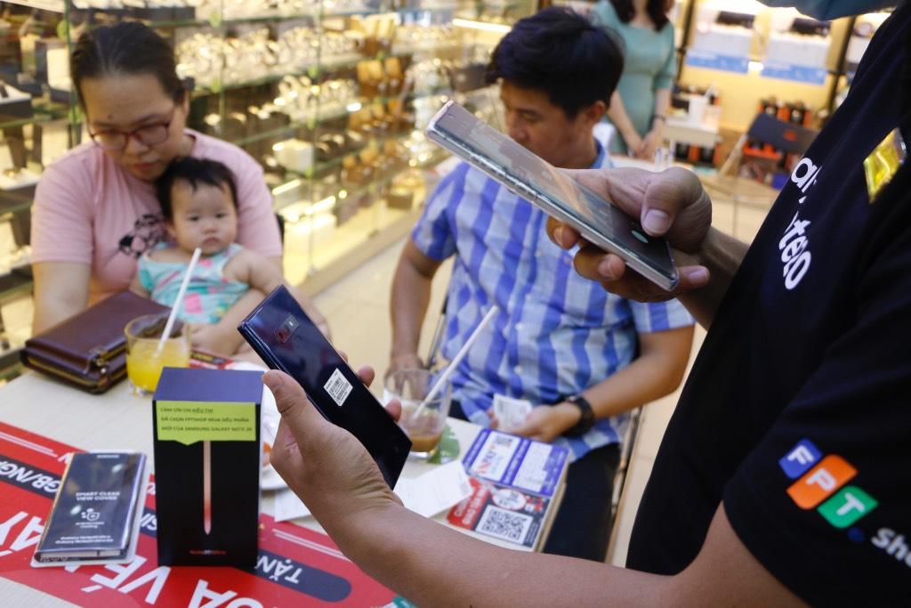 Samsung Galaxy Note20 Series chính thức lên kệ FPT Shop