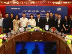 Viettel và Samsung hợp tác triển khai giải pháp thành phố thông minh