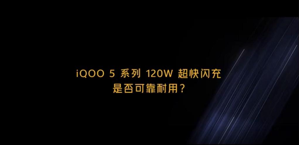 vivo iQOO 5 với tốc độ sạc nhanh 120W sẽ ra mắt vào 15/8