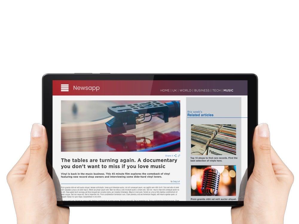 Lenovo ra mắt loạt sản phẩm giúp học tập và giải trí tại nhà