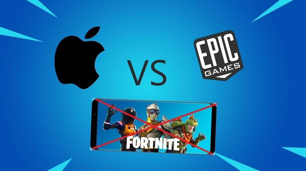 Apple yêu cầu Epic bồi thường thiệt hại vì vi phạm điều khoản App Store