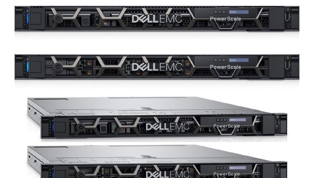 Ra mắt dòng tủ đĩa Dell EMC PowerScale mới cho doanh nghiệp