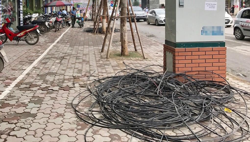 FPT Telecom: chúng tôi đã làm đúng khi xử lý cáp vô chủ