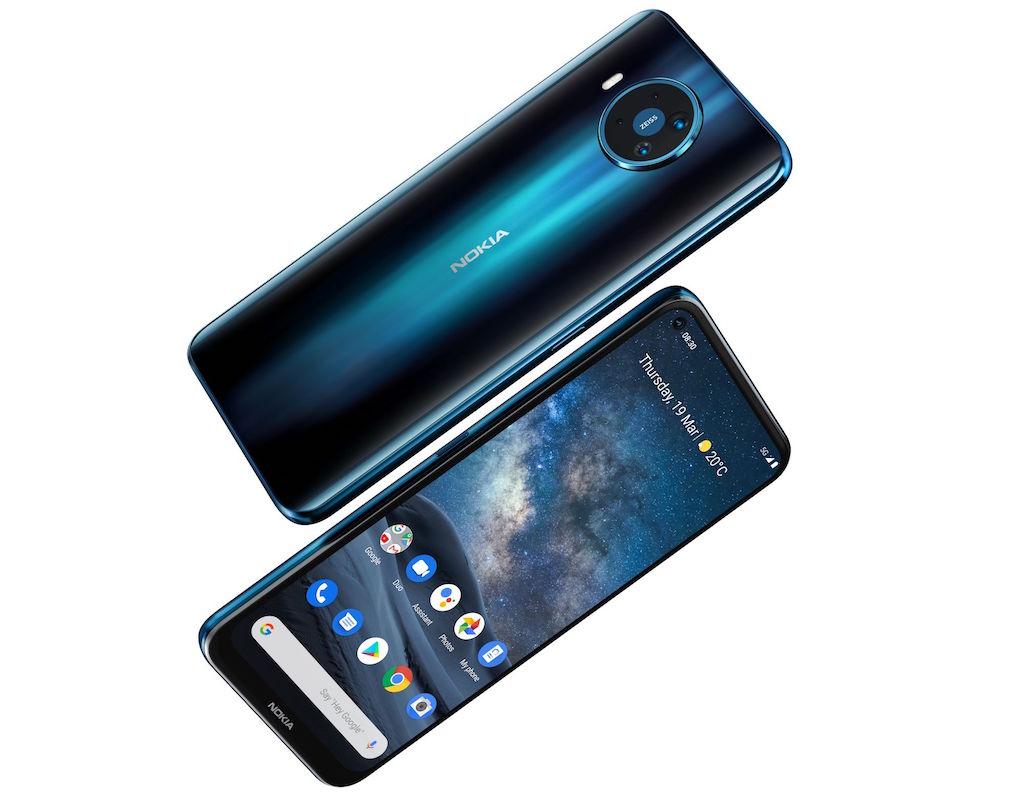 Nokia 8.3 5G chính thức bán ra trên toàn cầu