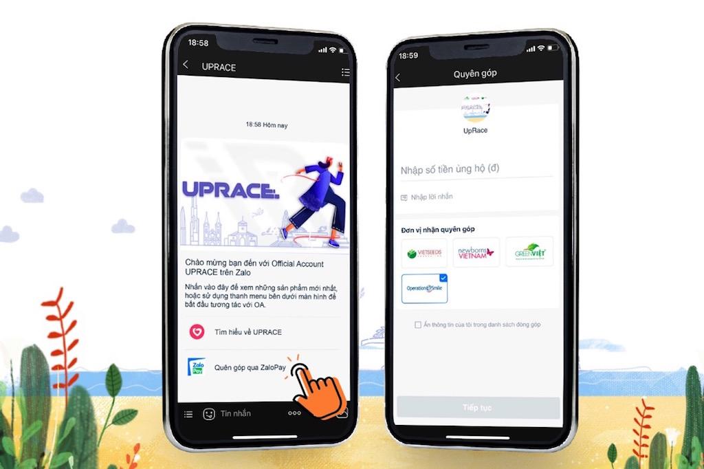 VNG khởi động UpRace 2020, đồng hành cùng 4 tổ chức xã hội
