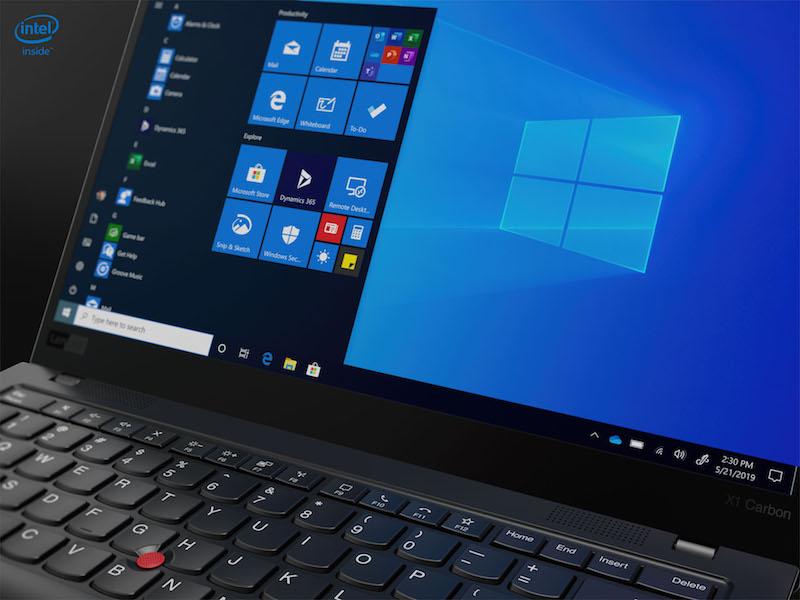Lenovo ra mắt ThinkPad X1 Carbon Gen 8 và ThinkPad X1 Yoga Gen 5