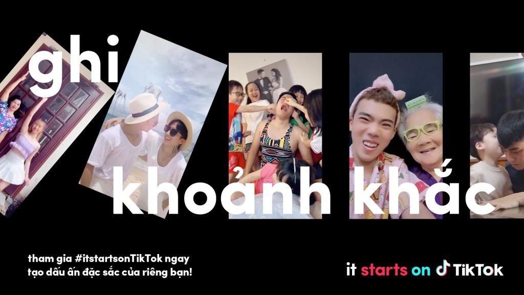 Tiktok tổ chức livestream 'it starts on TikTok'