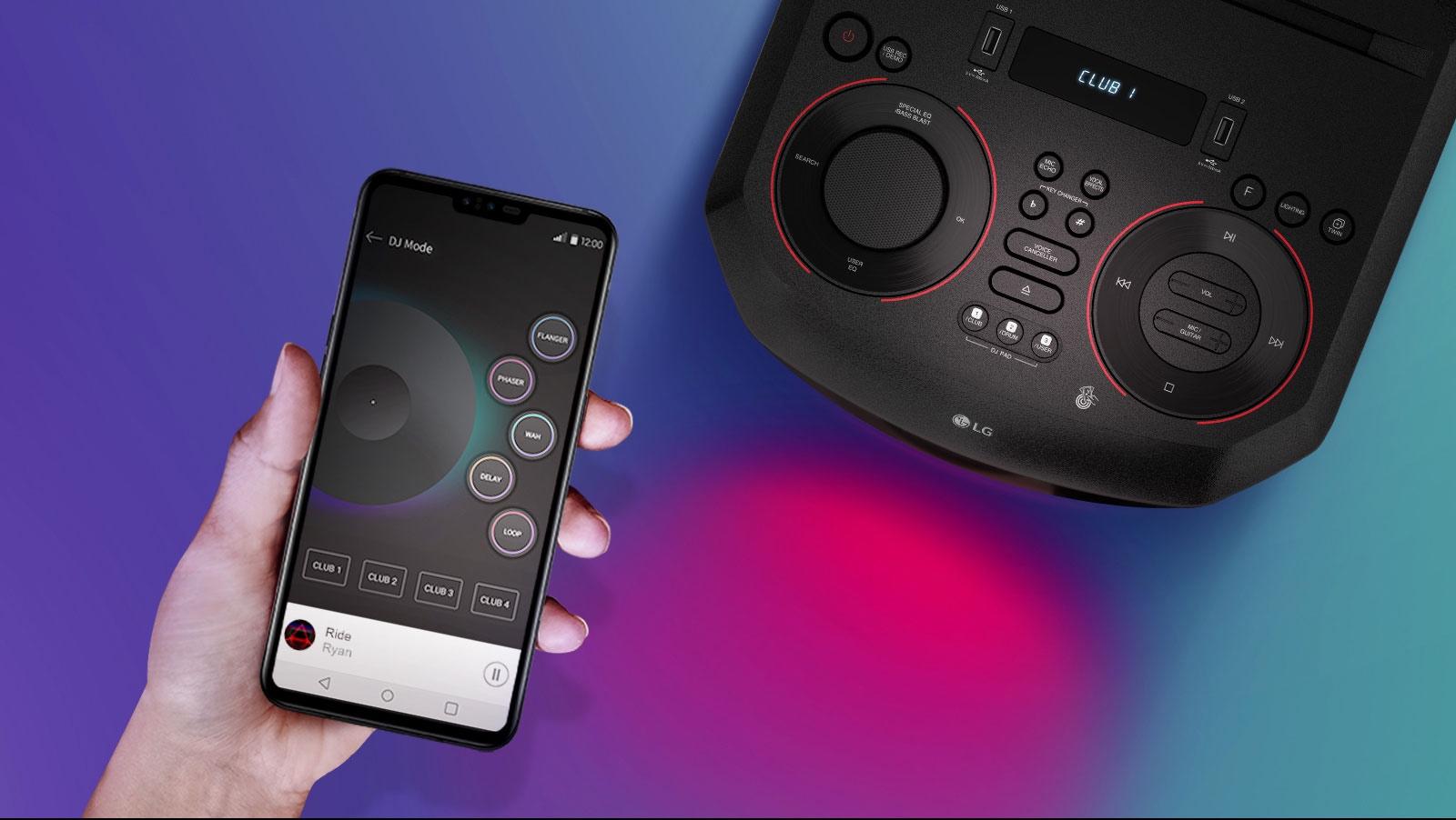 LG giới thiệu các dòng loa XBOOM và XBOOM Go mới