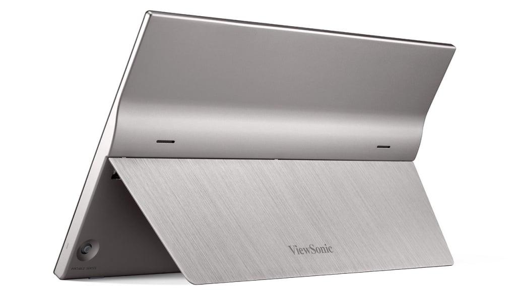 ViewSonic ra mắt hai màn hình di động cho làm việc và giải trí