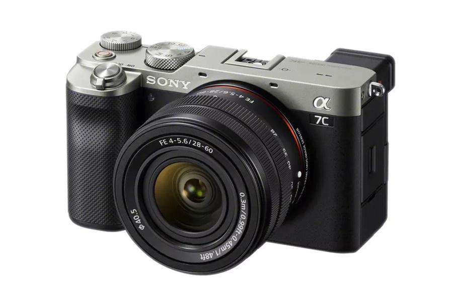 Sony A7C: máy ảnh mirrorless full-frame nhỏ gọn nhất thế giới