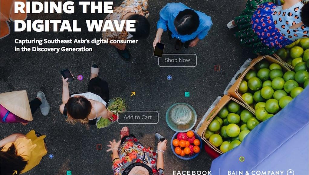 Facebook: chuyển đổi kinh tế trực tuyến hoàn thành chỉ trong 1 năm