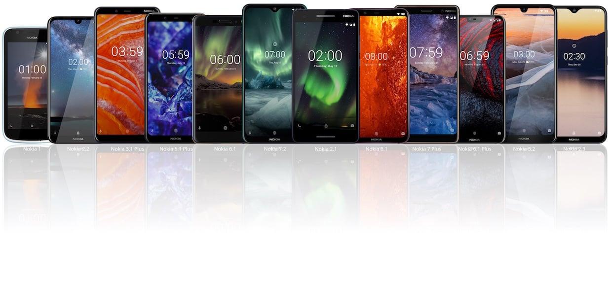 Nokia 2.1 chính thức lên Android 10 (Phiên bản Go)