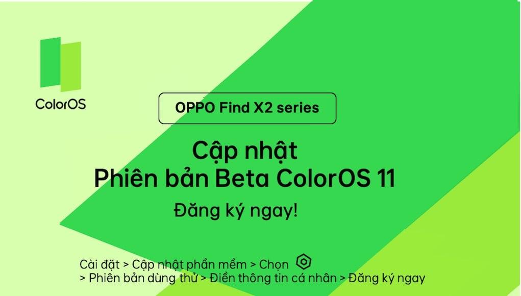 OPPO chính thức ra mắt ColorOS 11 tăng trải nghiệm và hiệu suất sử dụng