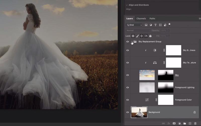Photoshop sắp có tính năng thay đổi nền trời chỉ với một cú nhấp chuột