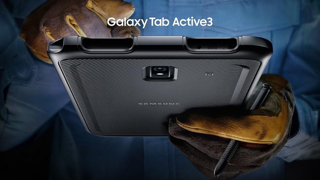 Ra mắt Samsung Galaxy Tab Active3: độ bền chuẩn quân đội Mỹ, bút S Pen chống nước