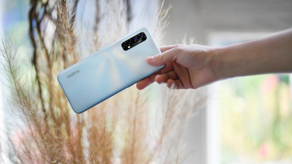 Realme 7 / 7 Pro bán độc quyền tại Thế Giới Di Động từ 21/9